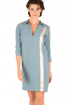 ELISABETTA FRANCHI |  Dress Cosmo | blue