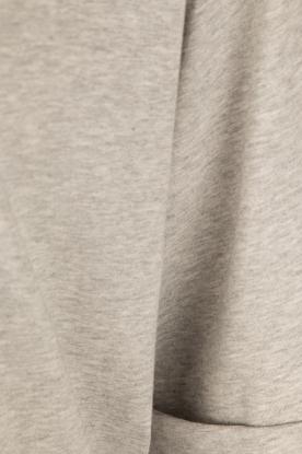 ELISABETTA FRANCHI | Oversized T-shirt Grigio Melange | grijs
