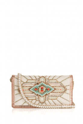 Buba |  Shoulder bag Soca | white