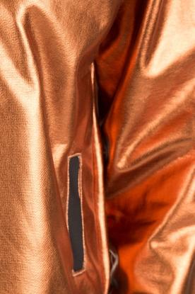 Deblon Sports |  Bomber jacket Chloe | brown