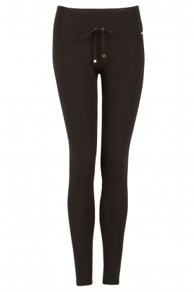 Deblon Sports | Jazz sportlegging | zwart