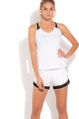 Deblon Sports | Sporttop Kate | wit