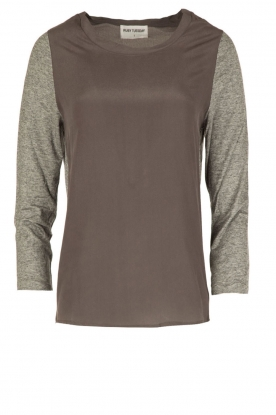 Ruby Tuesday |  Top Adelynn | grey