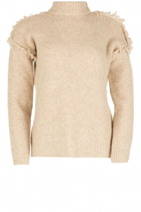 Ruby Tuesday |  Merino woolen sweater Fanny | natural