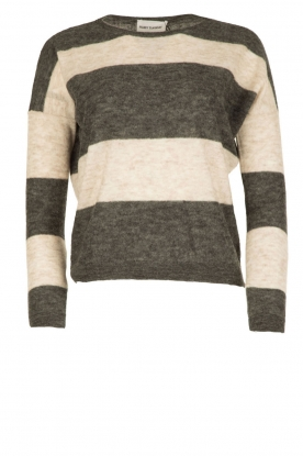Ruby Tuesday |  Woolen sweater Farreb | grey