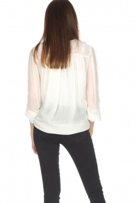 Hunkydory | Blouse Janis | wit