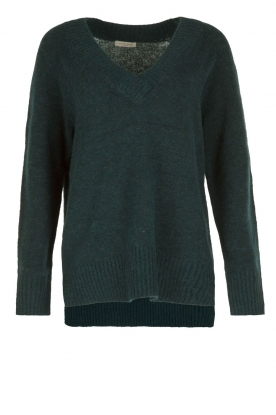 Hunkydory |  Sweater Bevin | green