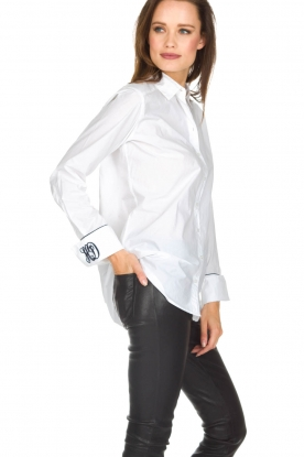 Hunkydory   Blouse June   wit