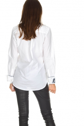 Hunkydory | Blouse June | wit