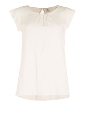 Knit-ted |  Top Fay | white