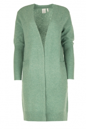 Knit-ted |  Cardigan Belle | green