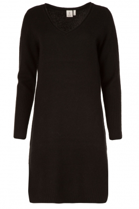 Knit-ted |  Dress Bente | black