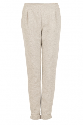 Knit-ted | Sweatpants Manon | grijs