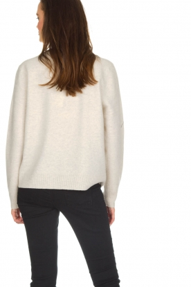 Knit-ted |  Sweater Blossom | Beige