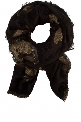 I love my Moment |  Scarf Belinda | black