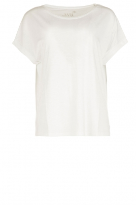 Juvia |  T-shirt Lisa | white
