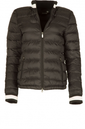 Juvia |  Down jacket Cindi | black