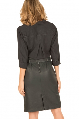 Bella Dahl |  Blouse Bizzy | black