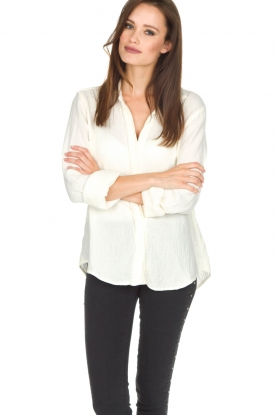 Bella Dahl | Blouse Dove | ecru
