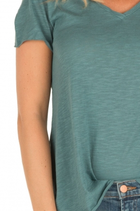 American Vintage | T-shirt Jacksonville | blauw