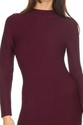 NIKKIE |  Dress Jaleesa | bordeaux