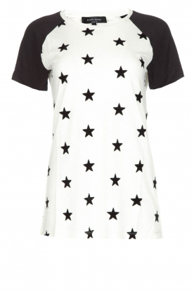 NIKKIE | T-shirt Star | wit