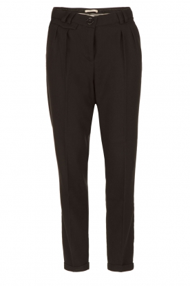Sessun |  Trousers Mansfield | black