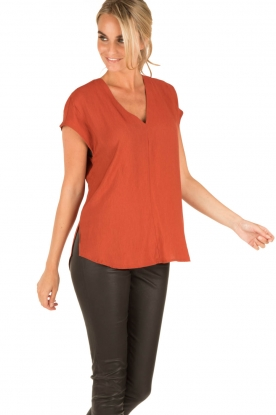 Dante 6   Top Fontain   rood