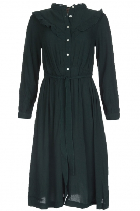 Leon & Harper |  Midi dress Rejeanne | green