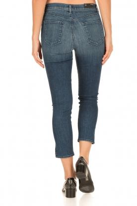 J brand | Skinny Jeans Alana | donkerblauw