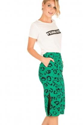 ba&sh | T-shirt Lexy | wit