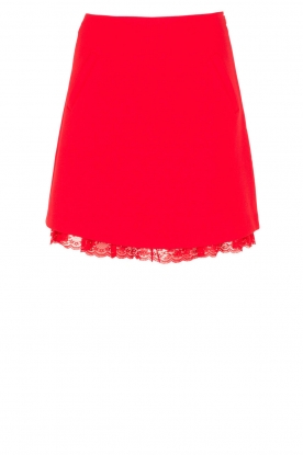 Essentiel Antwerp | Rok Ololight | rood