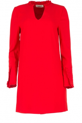 Essentiel Antwerp |  Dress Olalalla | red