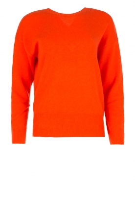 Essentiel Antwerp |  Sweater Ostheo | red