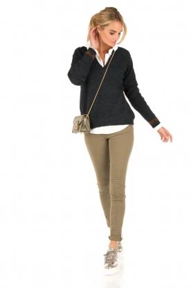IKKS | Skinny jeans Peppa | groen