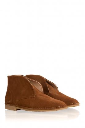 Maluo | Leren schoenen Dali | camel