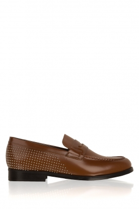 G.H. Bass & Co. |  Leather loafers Weejun Penny | brown