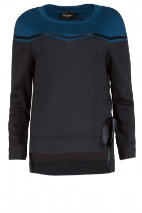 Atos Lombardini |  Sweater Blocking | blue