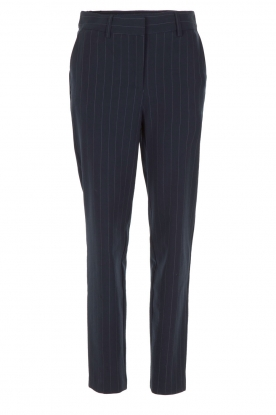 Atos Lombardini |  Trousers Feeling Blue | blue