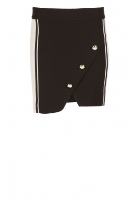 Atos Lombardini |  Skirt Given | black/white