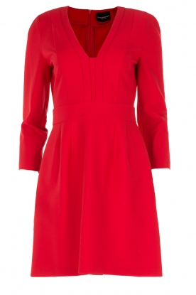 Atos Lombardini |  Dress Robino | red