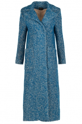 Atos Lombardini |  Ankle-length coat Electric | blue