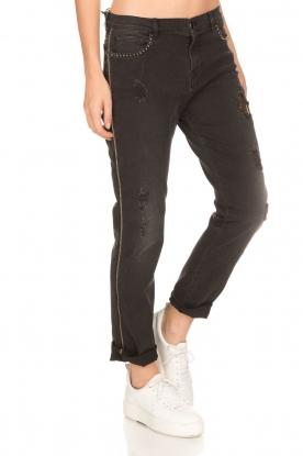 MASONS | Jeans Andrea | zwart