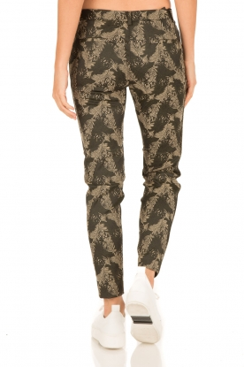 MASONS | Pantalon New York | groen