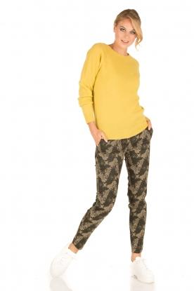 MASONS   Pantalon New York   groen