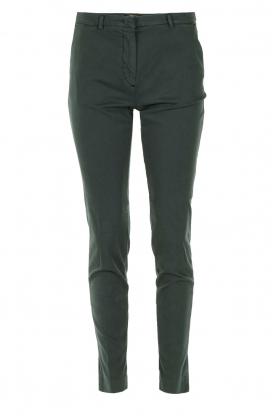 MASONS |  Pants New York | green