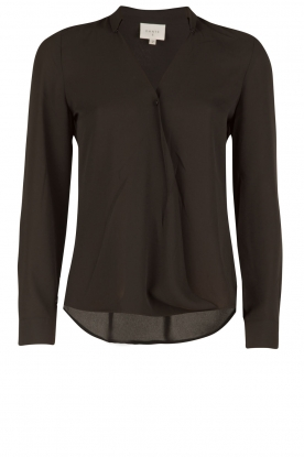 Dante 6 |  Wrap top Mendo | black