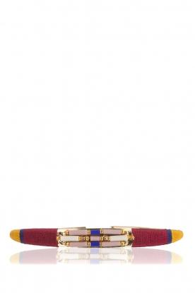 14k verguld gouden armband Tanarive  goud