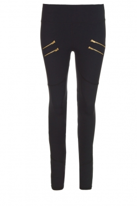 Varley |  Sports leggings Palms | black