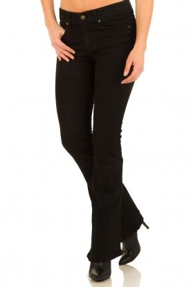Lois Jeans | Flared jeans Melrose lengtemaat 34 | zwart